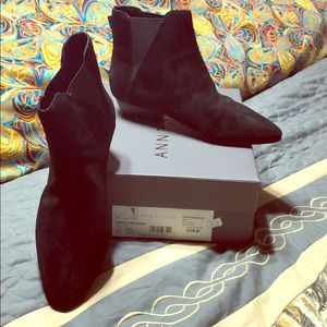 Ann Taylor Booties size 7 NEW